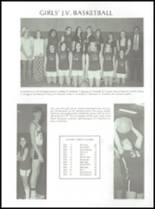 1974 Plainfield High School Yearbook Page 108 & 109