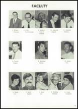 1970 Ceres High School Yearbook Page 16 & 17