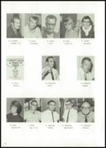 1970 Ceres High School Yearbook Page 20 & 21