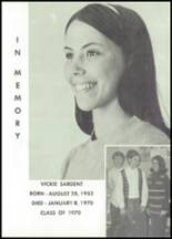 1970 Ceres High School Yearbook Page 22 & 23