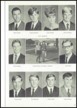 1970 Ceres High School Yearbook Page 28 & 29