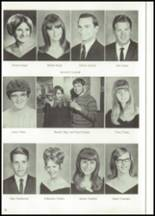 1970 Ceres High School Yearbook Page 32 & 33