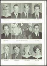 1970 Ceres High School Yearbook Page 34 & 35