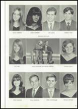 1970 Ceres High School Yearbook Page 38 & 39