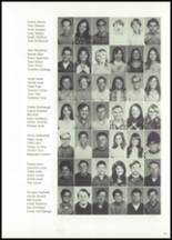 1970 Ceres High School Yearbook Page 54 & 55