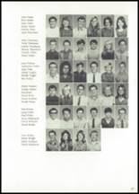 1970 Ceres High School Yearbook Page 70 & 71