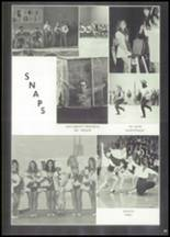 1970 Ceres High School Yearbook Page 92 & 93