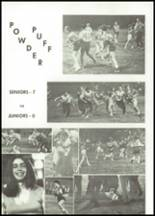 1970 Ceres High School Yearbook Page 100 & 101