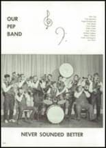 1970 Ceres High School Yearbook Page 108 & 109