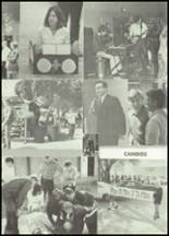 1970 Ceres High School Yearbook Page 110 & 111