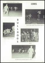 1970 Ceres High School Yearbook Page 120 & 121