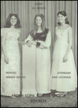 1970 Ceres High School Yearbook Page 130 & 131