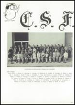 1970 Ceres High School Yearbook Page 154 & 155