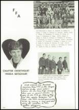 1970 Ceres High School Yearbook Page 158 & 159