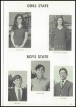 1970 Ceres High School Yearbook Page 162 & 163