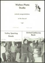 1970 Ceres High School Yearbook Page 178 & 179