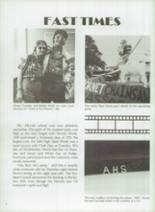 1984 Azle High School Yearbook Page 10 & 11