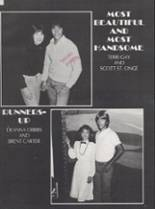 1984 Azle High School Yearbook Page 24 & 25