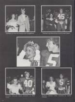 1984 Azle High School Yearbook Page 28 & 29