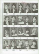1984 Azle High School Yearbook Page 48 & 49