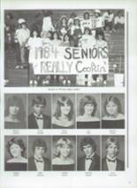 1984 Azle High School Yearbook Page 50 & 51