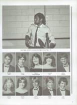 1984 Azle High School Yearbook Page 54 & 55