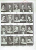 1984 Azle High School Yearbook Page 58 & 59