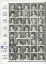 1984 Azle High School Yearbook Page 76 & 77