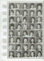 1984 Azle High School Yearbook Page 80 & 81