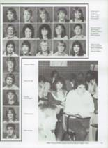 1984 Azle High School Yearbook Page 82 & 83