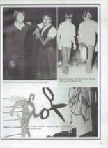 1984 Azle High School Yearbook Page 86 & 87