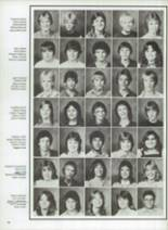 1984 Azle High School Yearbook Page 90 & 91