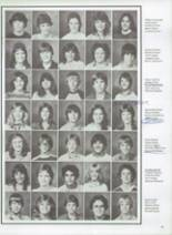 1984 Azle High School Yearbook Page 92 & 93