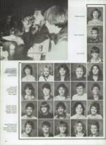 1984 Azle High School Yearbook Page 98 & 99