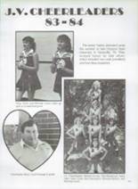 1984 Azle High School Yearbook Page 110 & 111