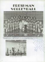 1984 Azle High School Yearbook Page 124 & 125