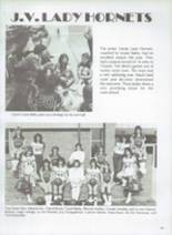 1984 Azle High School Yearbook Page 132 & 133