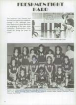 1984 Azle High School Yearbook Page 136 & 137