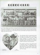 1984 Azle High School Yearbook Page 154 & 155
