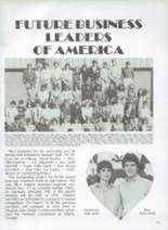 1984 Azle High School Yearbook Page 164 & 165