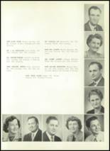 1954 Athens Christian High School Yearbook Page 14 & 15