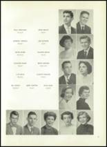 1954 Athens Christian High School Yearbook Page 18 & 19