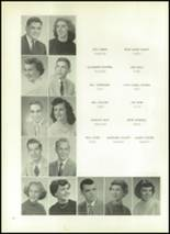 1954 Athens Christian High School Yearbook Page 20 & 21