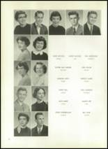 1954 Athens Christian High School Yearbook Page 22 & 23