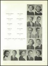 1954 Athens Christian High School Yearbook Page 24 & 25
