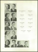 1954 Athens Christian High School Yearbook Page 26 & 27