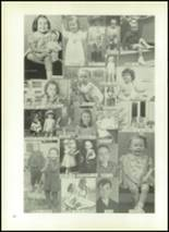 1954 Athens Christian High School Yearbook Page 32 & 33