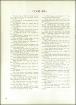 1954 Athens Christian High School Yearbook Page 34 & 35