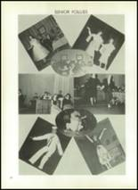 1954 Athens Christian High School Yearbook Page 42 & 43