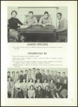 1954 Athens Christian High School Yearbook Page 44 & 45